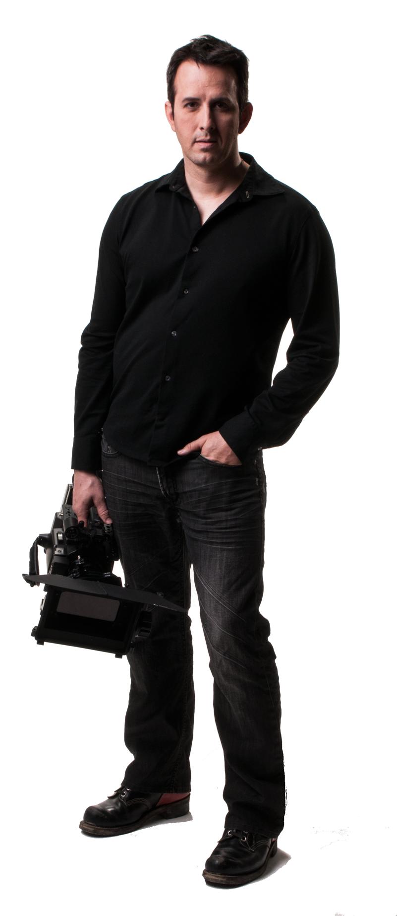 Richard Duquette Directeur de la photographie