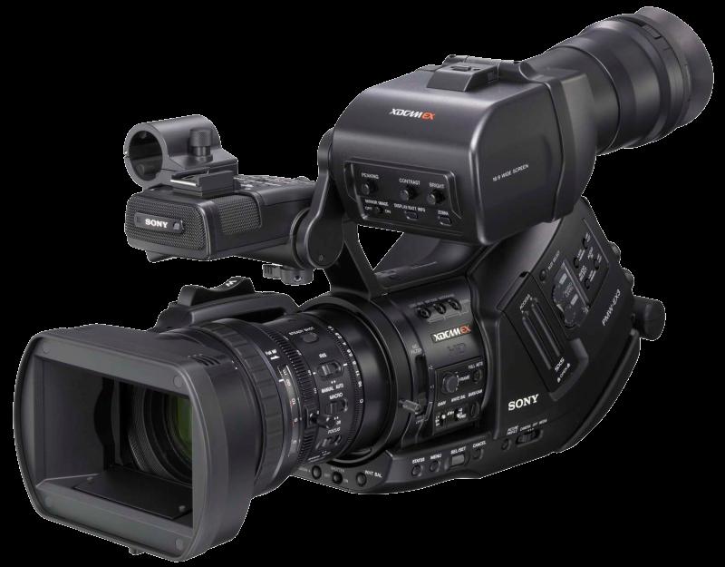 caméra sony ex3 pour documentaire et captation d'évènement divers