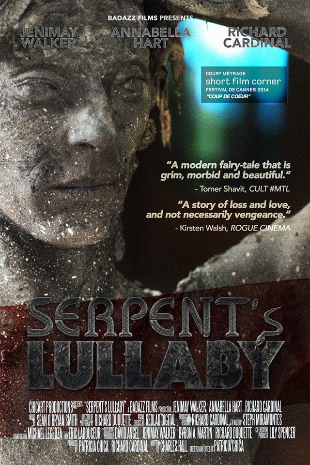 Serpent's Lullaby poster